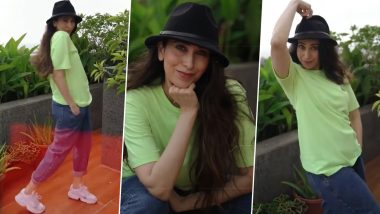 Karisma Kapoor Is Setting the Mood for Another Hustle-Filled Week (Watch Video)