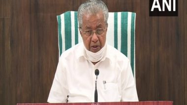 India News   Kerala CM Backs Forest Minister, Says He Intervened to Settle Dispute Between Two NCP Leaders