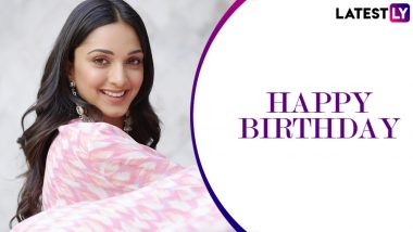 Kiara Advani Turns 29: Lesser-Known Facts About the Shershaah Actress on Her Birthday!