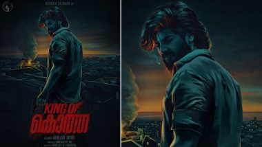 Dulquer Salmaan Unveils King of Kotha First Look Poster; Film To Be Helmed by Abhilash Joshiy!