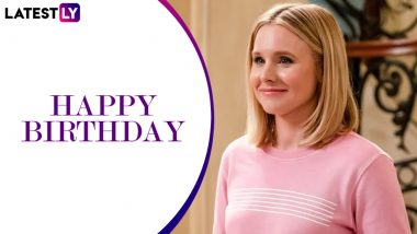Kristen Bell Birthday Special: 11 Witty Eleanor Shellstrop Quotes From The Good Place if You Are a Fan of the Series (LatestLY Exclusive)