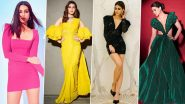 Kriti Sanon Birthday Special: Mimi Star's Fashion Choices Are Chic, Millennial and Playful (View Pics)