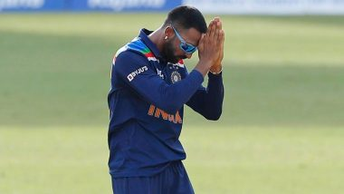 COVID-19 Positive Krunal Pandya Out of Series with 7-Day Isolation, All 8 Close Contacts Test Negative