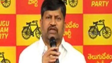 Telangana TDP President L Ramana Resigns, Joins Ruling TRS
