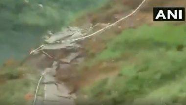 Himachal Pradesh Landslides: Three Trekkers Missing at Ghepan Peak in Lahaul-Spiti, Says State Emergency Operation Centre