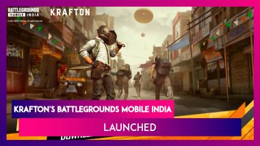 Battlegrounds Mobile India Officially Launched For Android Users