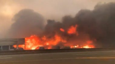 Lytton Wildfire: Record Breaking Heat Wave Followed by Fire Threatens British Columbia Village in Canada That Hit 49.5 Degrees Celsius