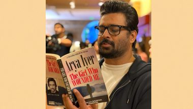 Decoupled: R Madhavan Wraps Up Shoot of His Upcoming Netflix Show, Shares Still Reading a Book