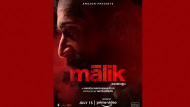 Malik Full Movie in HD Leaked on TamilRockers & Telegram Channels for Free Download and Watch Online; Fahadh Faasil's Film Is the Latest Victim of Piracy?