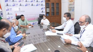 Mamata Banerjee Meets Nitin Gadkari, Discusses Various Infrastructure Projects in West Bengal