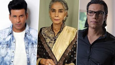 RIP Surekha Sikri: From Manoj Bajpayee to Randeep Hooda, Celebs Mourn the Loss of National Award-Winning Actress