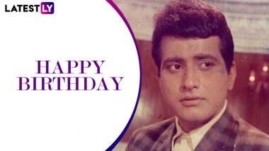 Manoj Kumar Birthday Special: From Main Na Bhoolunga to Mere Desh Ki Dharti, 5 Iconic Songs of the Legendary Actor That'll Make You Nostalgic!