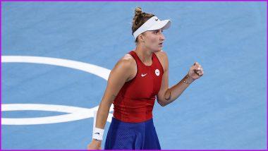Marketa Vondrousova Knocks Out Naomi Osaka, Advances to Women's Singles Quarterfinals of Tennis at Tokyo Olympic Games 2020
