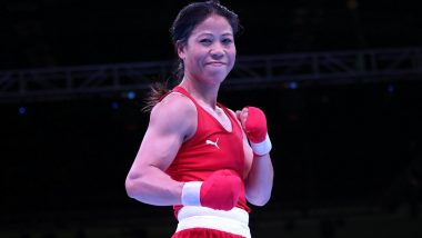 Mary Kom at Tokyo Olympics 2020, Boxing Live Streaming Online: Know TV Channel & Telecast Details for Women's 51kg Prelims Round of 16 Qualification Coverage