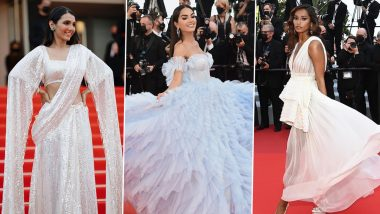 Cannes 2021: Masoom Minawala, Diipa Buller Khosla, Nidhi Sunil - South Asian Beauties Who Turned Heads on the Red Carpet!