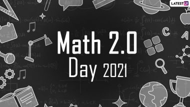 Math 2.0 Day 2021: Know Date, History and Significance of The Day Celebrating Combination of Mathematics and Technology!