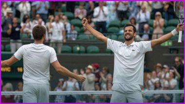 Mate Pavic/Nikola Mektic vs Marcel Granollers/Horacio Zeballos Wimbledon 2021 Live Streaming Online: How to Watch Free Live Telecast of Men's Doubles Final Tennis Match in India?