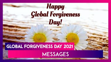 Global Forgiveness Day 2021 Quotes, Messages and Images That Encourages You To Be a Bigger Person