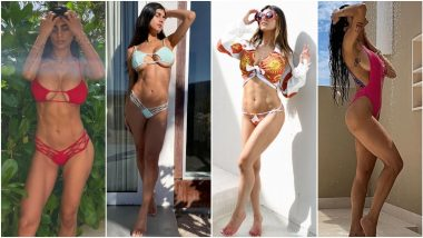 International Bikini Day 2021: XXX OnlyFans Star Mia Khalifa in Array of Bikini Pictures Will Make You Envy of Her Fab Summer Body!