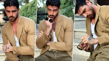 365 Days Star Michele Morrone Takes a Sly Dig at His Nude Photo Leaks By Posting Few Tempting Pics of Himself!