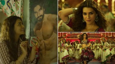 Mimi: Kriti Sanon Is Obsessed With Ranveer Singh In This Dialogue Promo From The Film (Watch Video)
