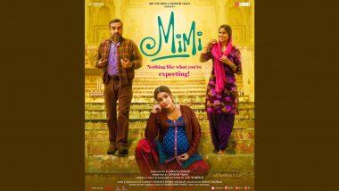 Mimi: Kriti Sanon's Film to Premiere on Netflix and Jio Cinema on July 30!