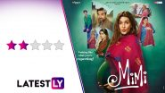 Mimi Movie Review: Kriti Sanon and Pankaj Tripathi's Admirable Performances Barely Support a Deeply Taxing Film (LatestLY Exclusive)