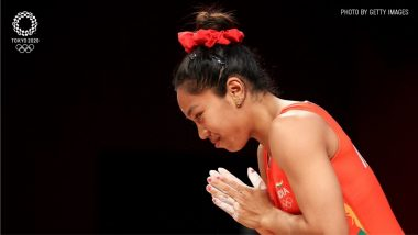 Saikhom Mirabai Chanu's Mother In Tears As Daughter Sports 'Good Luck' Earrings She Gifted In Tokyo Olympics 2020