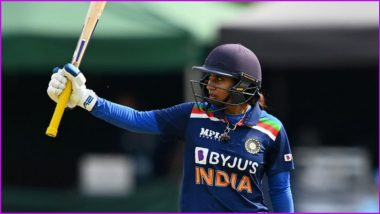 Latest ICC Women's ODI Player Rankings 2021: Mithali Raj Retains Number 1 Position, Amy Satterthwaite Makes Way into Top Five