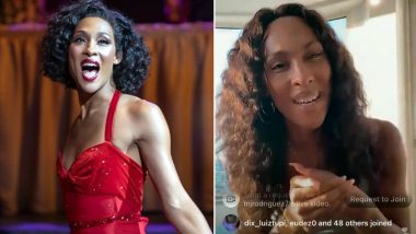 Mj Rodriguez Says 'This Is for Us' After Her Historic Emmys 2021 Nomination in Lead Actress Category for FX's Pose (Watch Video)