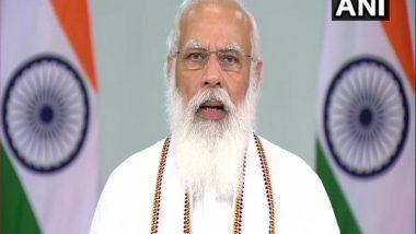Barabanki Accident: PM Narendra Modi Expresses Grief Over Loss of Lives, Announces Rs 2 Lakh Ex-Gratia for Victims' Kin
