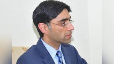 Lahore Blast: Pakistan NSA Moeed Yusuf Claims India's RAW Behind Attack at Hafiz Saeed's Residence