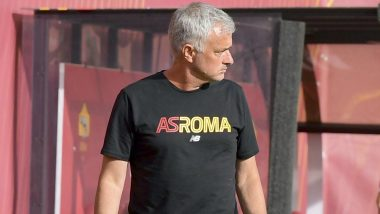 10–0! Jose Mourinho Starts AS Roma Managerial Career in Style by Defeating Serie D Side Montecatini