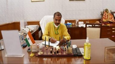 Munjapara Mahendrabhai, First-Time Lok Sabha MP, Takes Charge as MoS in Women and Child Development and AYUSH Ministry
