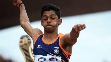 Murali Sreeshankar at Tokyo Olympics 2020, Athletics Live Streaming Online: Know TV Channel & Telecast Details of Men's Long Jump Coverage