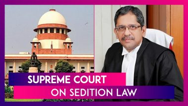 Supreme Court: Sedition Law 'Colonial', Is It Needed After 75 Years Of Independence, Top Court Asks Centre