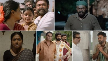 Narappa Trailer: Venkatesh Will Do Anything To Save His Son In This Amazon Prime Original Drama On Casteism (Watch Video)