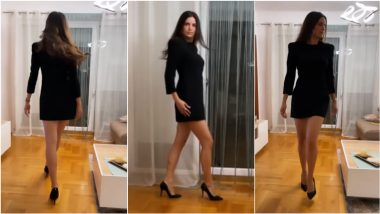 Natasa Stankovic's Sexy Slow-Mo Catwalk Video With BLACKPINK 'How You Like That' Track Is Too Hot To Handle