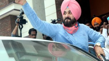 India News | Sidhu to Take Charge as Punjab Congress Chief on July 23
