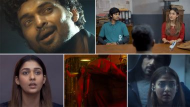 Netrikann Trailer Out! Nayanthara as a Blind Woman Will Take You on a Bloody Ride (Watch Video)
