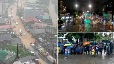 Philippines Evacuates Over 15,000 People in Metro Manila and Other Parts of the Country Amid Flood Threat