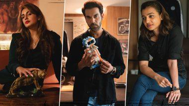 Monica, O My Darling: Rajkummar Rao, Huma Qureshi, Radhika Apte's First Look From Netflix's Project Out (Watch Video)