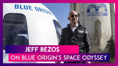 Jeff Bezos On Blue Origin's Space Odyssey: New Shepard's Flight Time, Path, Passengers, And All About The Maharashtra-Born Woman In The Engineering Crew