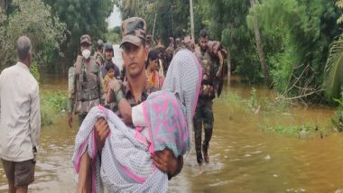 India News | Under Operation Varsha, Army Rescues over 100 People from Flood-affected Areas in Maharashtra