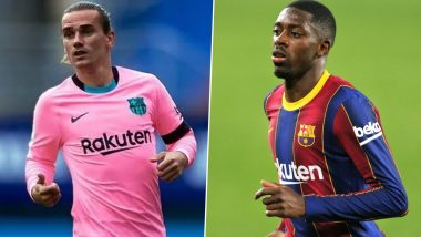 Antoine Griezmann and Ousmane Dembele Issue Apologies Explaining Behaviour in Leaked Video