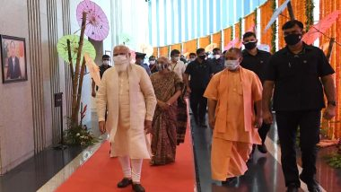 PM Narendra Modi Inaugurates and Dedicates PRASHAD Projects in Varanasi