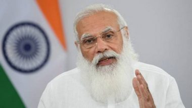 PM Narendra Modi Lauds Uttar Pradesh Govt's Efforts To Improve Ease of Doing Business, Attract Investments