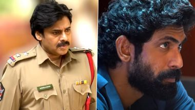 PSPK Rana Movie: Pawan Kalyan and Rana Daggubati's Film To Release on Sankranthi 2022; Watch the Making Video!