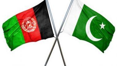 World News | Afghan, Pak Officials Spar as Tensions Escalate Amid Taliban Violence