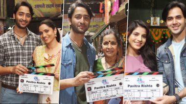 Pavitra Rishta 2: Shaheer Sheikh Replaces Late Sushant Singh Rajput as Manav; Ankita Lokhande Back As Archana as Shoot Begins